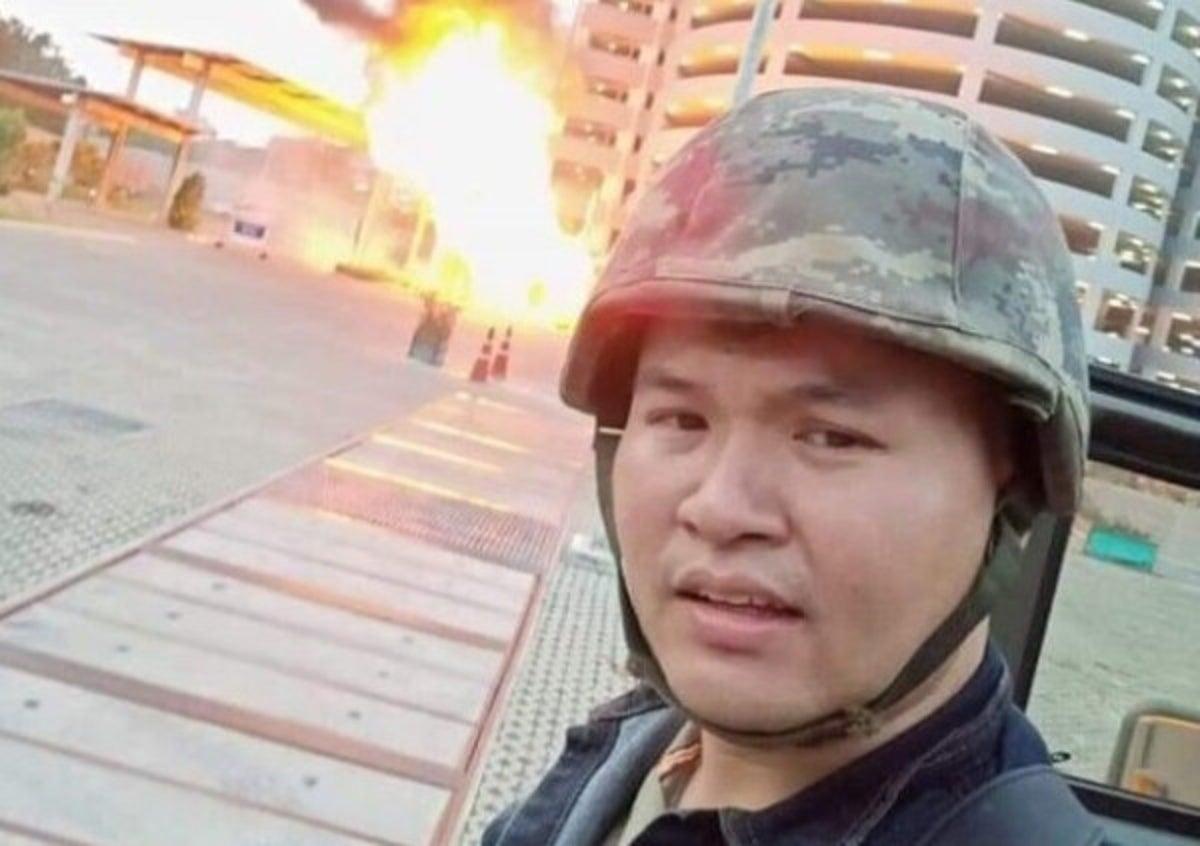 Jakkrapanth-Thomma-soldado-Tailandia