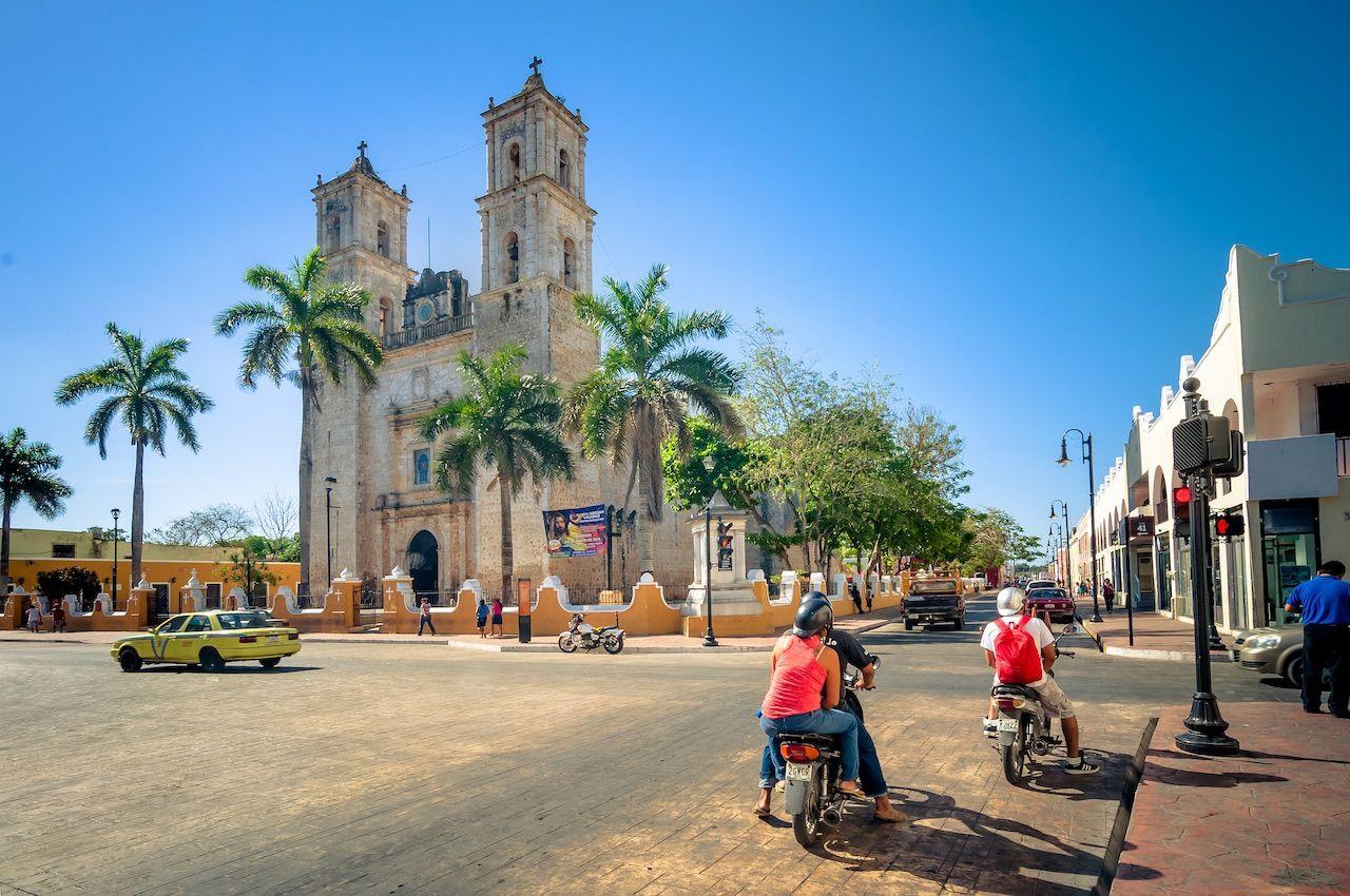 Valladolid-Yucatan-Mexico