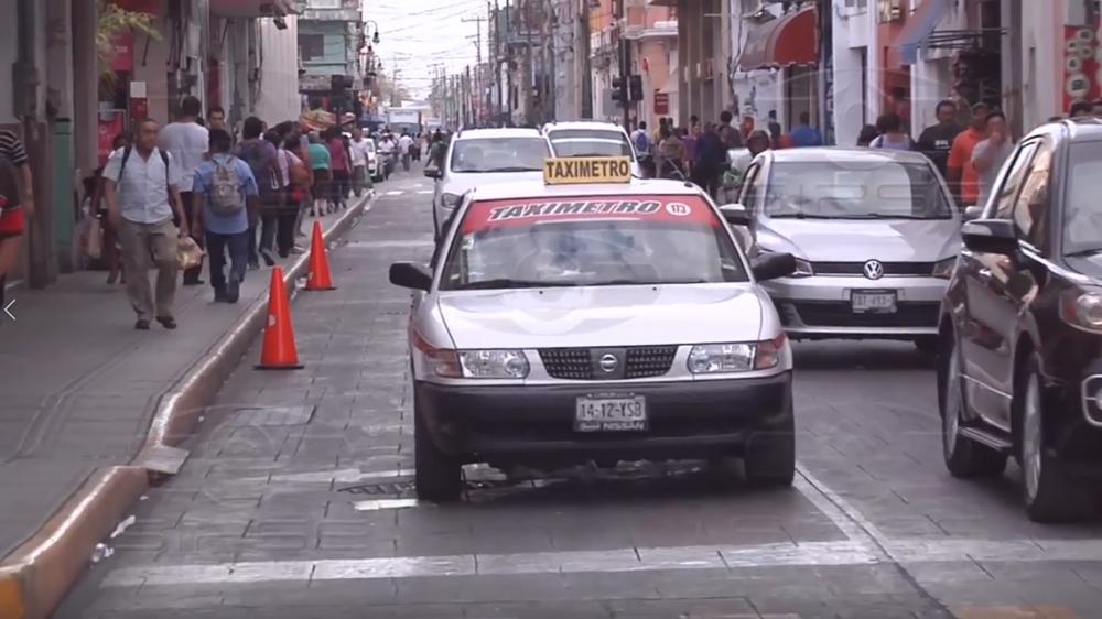 taxis-merida
