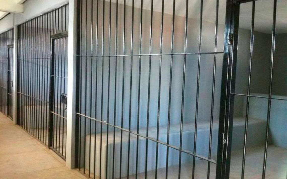 celdas prisión